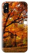 Nature's Canopy IPhone Case