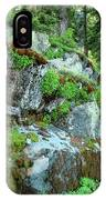 Nature's Collage IPhone Case