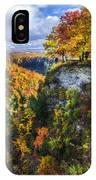 Natures Colors IPhone Case