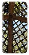 Nature's Cross IPhone Case