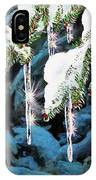 Nature's Decorations IPhone Case