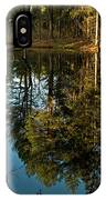 Natures Elements  IPhone Case