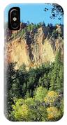 Nature's Entry To Yankee Meadows IPhone Case