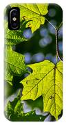 Natures Going Green Design IPhone Case