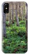 Nature's Heartbeat IPhone Case