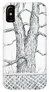 Nature's Lines IPhone Case
