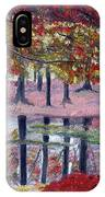 Natures Painting IPhone Case