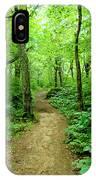 Nature's Path IPhone Case