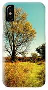 Nature's Pathway IPhone Case