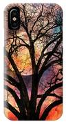 Nature's Stained Glass IPhone X Case