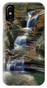 Nature's Tears IPhone Case