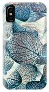 Nature's Tracery IPhone Case