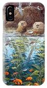Natures Union At Monterey Robert Lyn Nelson IPhone Case