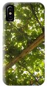 Nature's Upward View IPhone Case