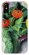 Nature's Vase IPhone Case