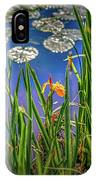 Nature's Window #h5 IPhone Case by Leif Sohlman