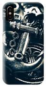 Nautic Blue IPhone X Case