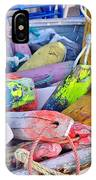 Nautical Riot Of Color IPhone Case