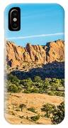 Navajo National Monument Canyons IPhone Case