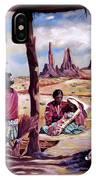 Navajo Weavers IPhone Case