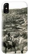 Nazareth, Palestine, C1920 IPhone Case