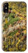 Nc Fall Foliage 0543 IPhone Case