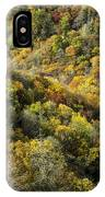 Nc Fall Foliage 0545 IPhone Case