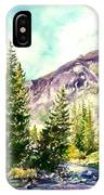 Near The Source IPhone Case