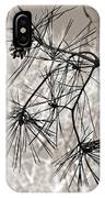 Needles Everywhere IPhone Case