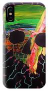 Negative Relations 10 IPhone Case