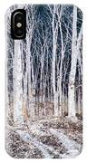 Negative Spaces IPhone Case