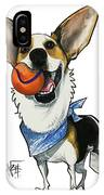 Nelson 3337 IPhone Case