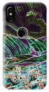 Neon Moon IPhone Case