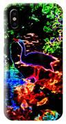 Neon Nature  IPhone Case