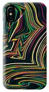 Neon Night Life IPhone Case