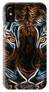 Neon Tigress IPhone Case