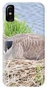 Nesting Goose IPhone Case