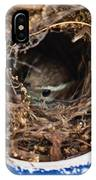 Nesting Wren IPhone Case