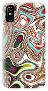 Neural Abstraction #12 IPhone Case
