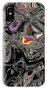 Neural Abstraction #13 IPhone Case