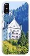 Neuschwanstein Castle 1 IPhone Case