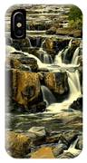 Nevada Falls 5 IPhone Case