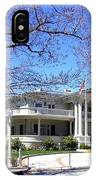 Nevada Governors Residence IPhone Case