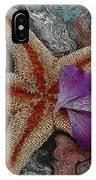 Never Forgotten- Starfish Art IPhone Case