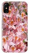 Neverending Azaleas IPhone Case