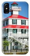 New Canal Lighthouse - Nola IPhone Case
