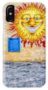 New Day Morning Wall IPhone Case