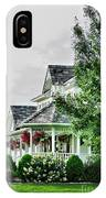 New England Beauty IPhone Case