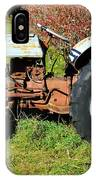 New England Ford IPhone Case