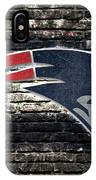 New England Patriots Nfl Football IPhone Case